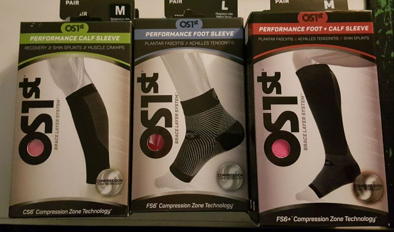 Why OS1st Performance Compression Sleeves are part of my Chronic Pain Toolbox