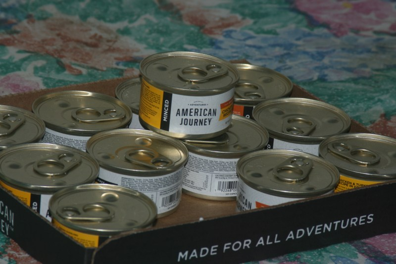 Chewy Influencer: American Journey Canned Cat Food