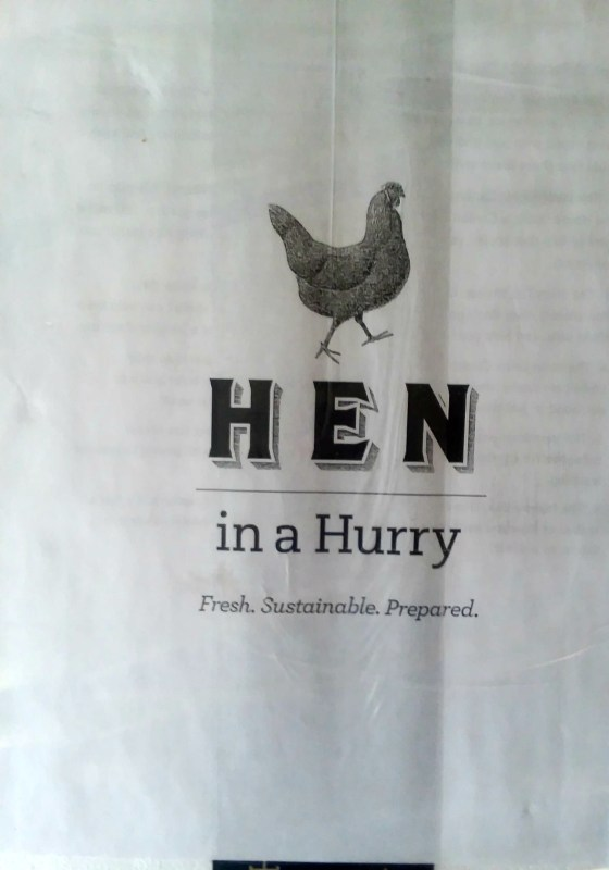 Holiday Gift Guide: Hen in a Hurry