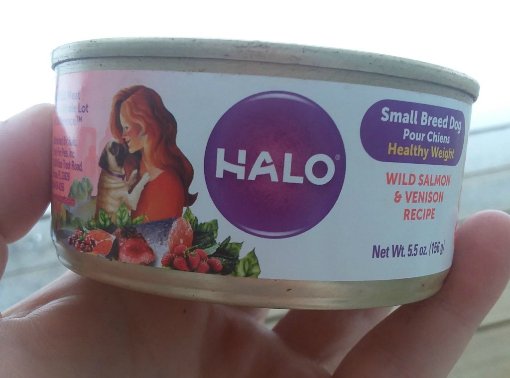 Halo Small Breed Canned Dog Food