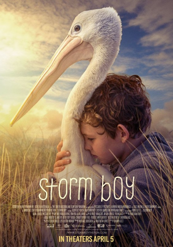 STORM BOY: In Theaters April 5th