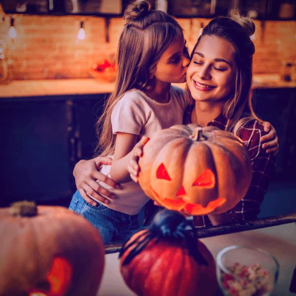 Matching Mother Daughter Halloween Costume Ideas