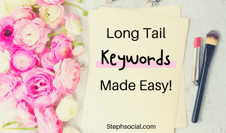 longtail keywords made easy