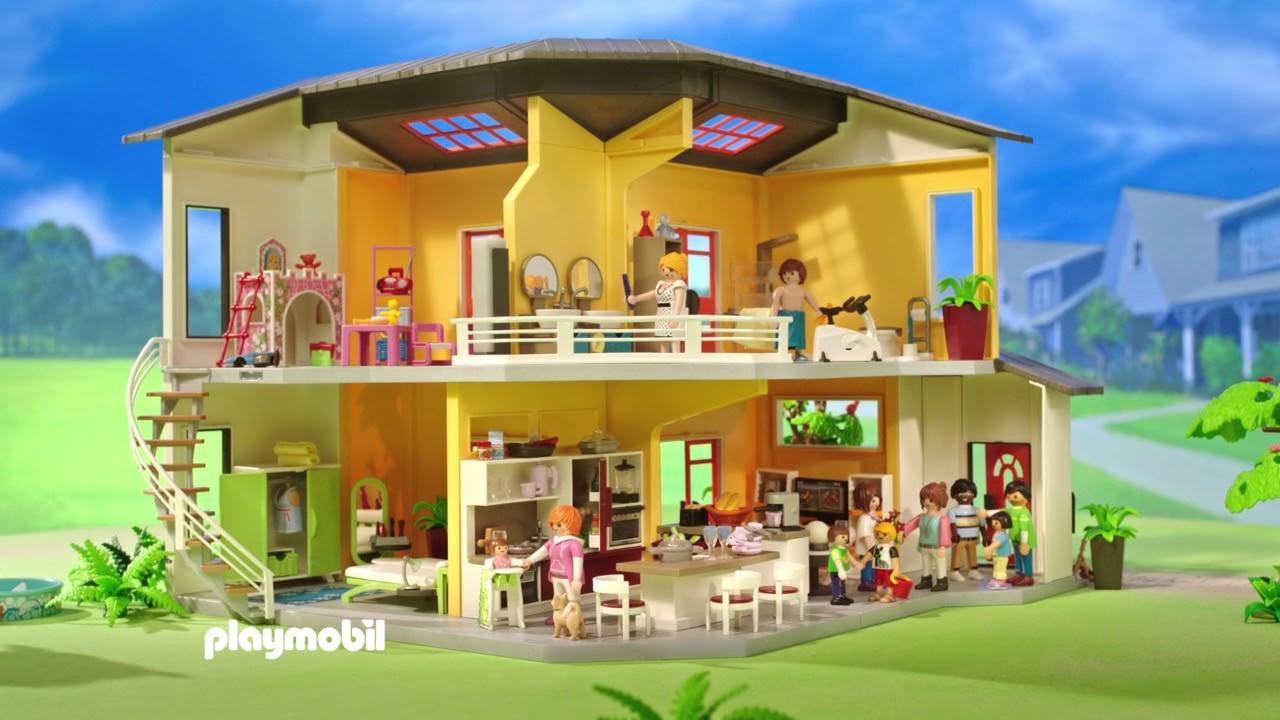 Playmobil Salon Moderne