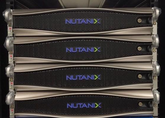Nutanix gehört beim Thema HCI - Hyperconverged Infrastructure zu den Marktführern.
