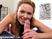 MommyBlowsBest Step Mom Krissy Lynn Catches Son