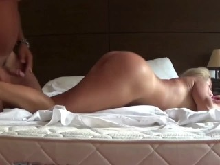 StepMom seduce her Son after her husband go to