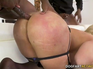 Stepmom Alura Jenson Gets DPd In Front Of Her