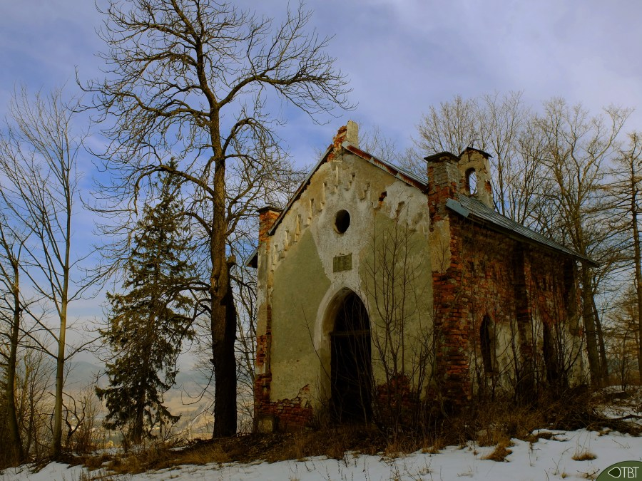 Abandoned chapels on the Holy Mountain - 1