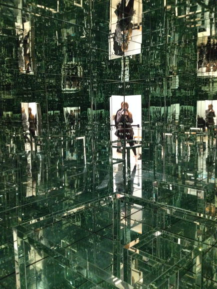 Reflections Lucas Samaras at the Albright Knox