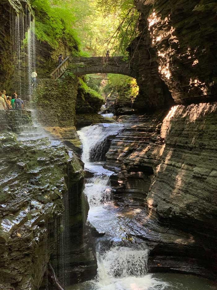 Quick Trip: Head to Watkins Glen For Waterfalls & Wine ...