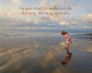 The Way. Rumi