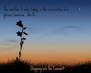 Resurrection of a glorious tomorrow