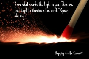 Illuminate the world