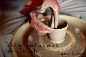 predict the future