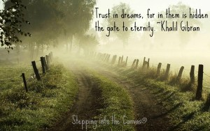 Trust in Dreams