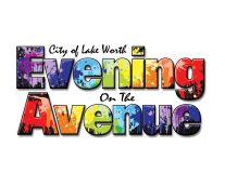 Lake Worth-EVENING ON THE AVENUE logo