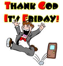 TGIF-Thank G-d its Friday-index