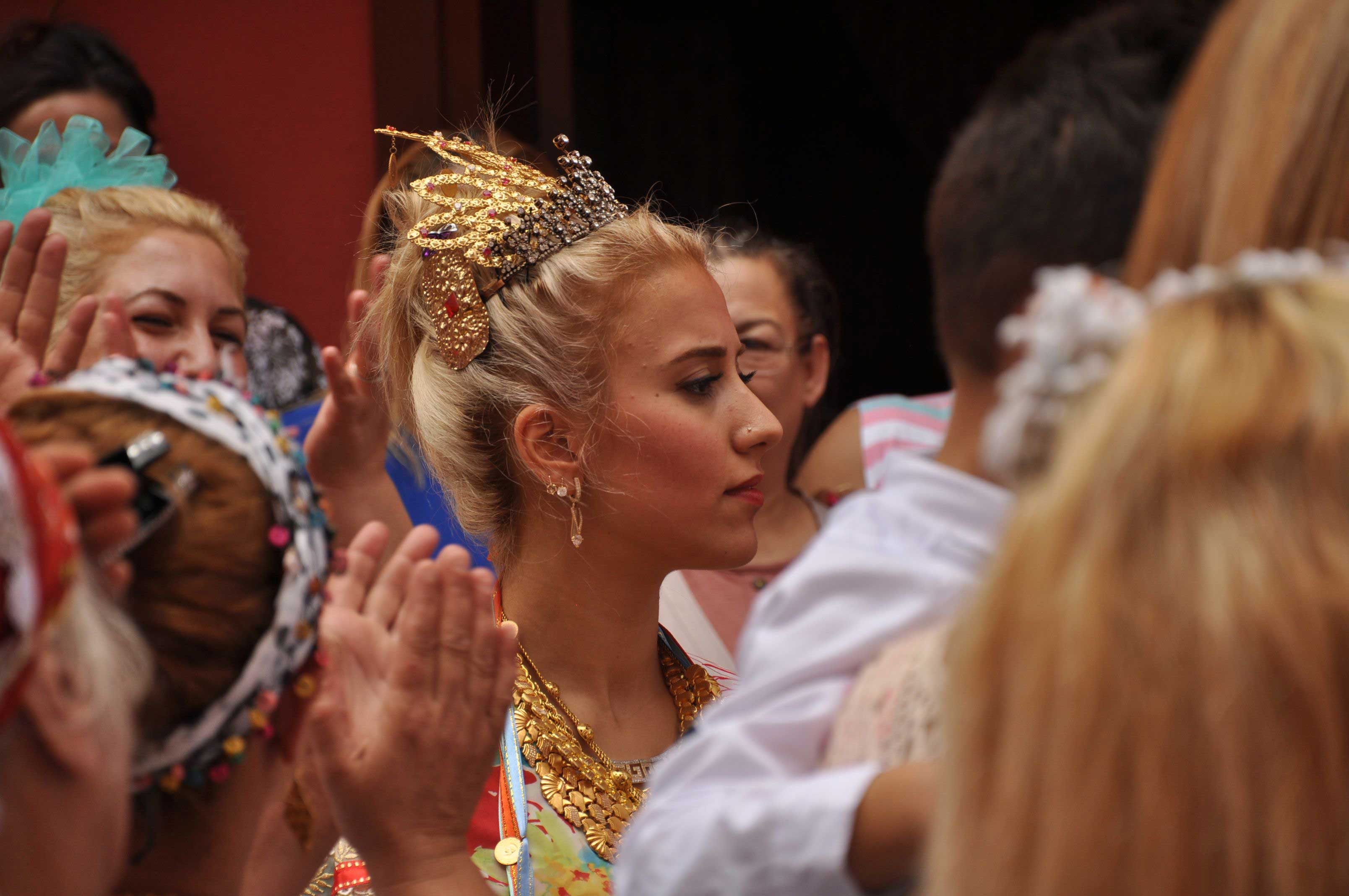 Balat… and the gypsy wedding