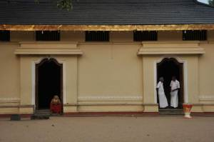 "Kataragama and the ""puja"""