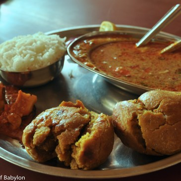 Pushkar: a guide to snacks and street food