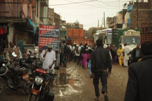 How to cross the border Sunauli – Belahiya (India/Nepal)