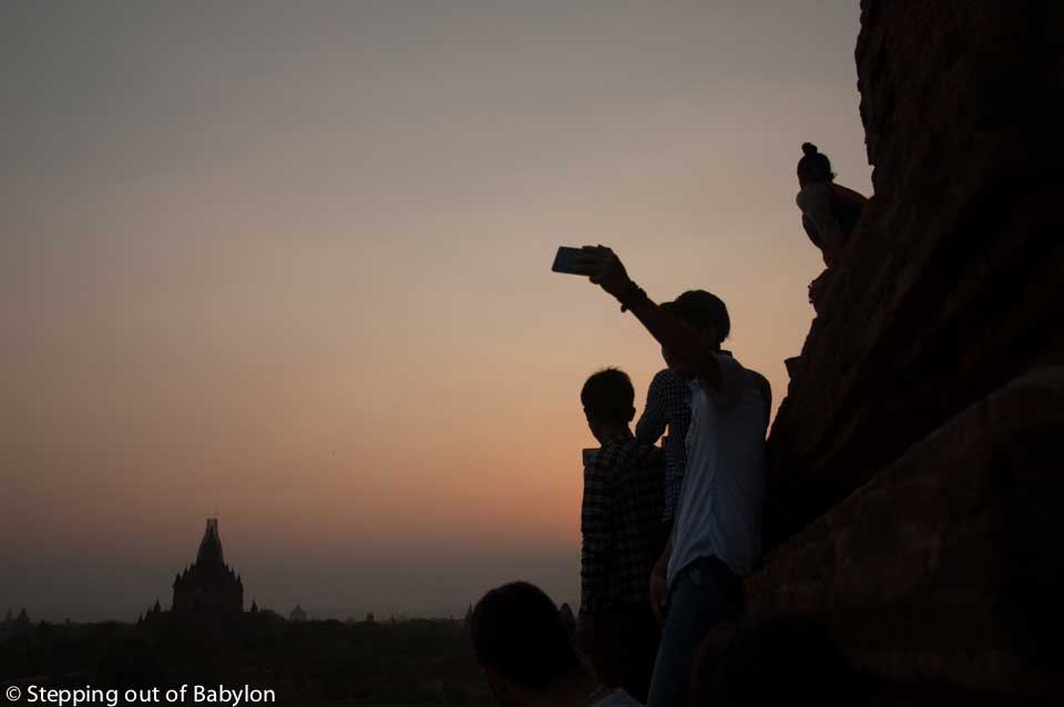 Bagan and the 2 thousand Buddhist temples