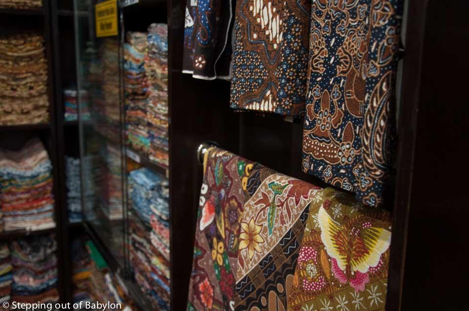 Yogyakarta the batik and the graffiti  Stepping Out Of Babylon