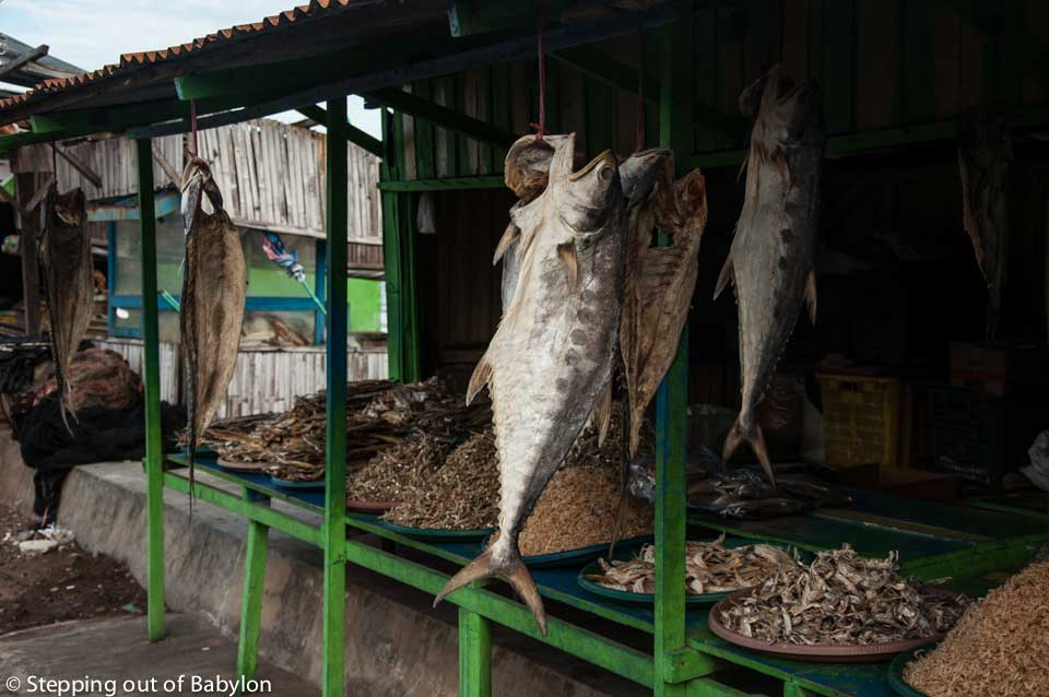 Bengkulu… a stopover on the long Sumatra bus trips
