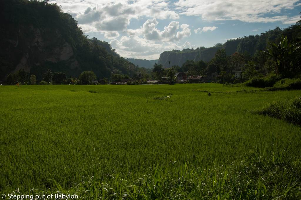 Sianok Valley, Bukittinggi