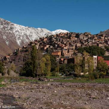 Imlil and the Toubkal Peak