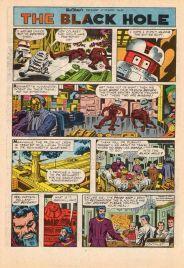 Jack Kirby Disney's The Black Hole