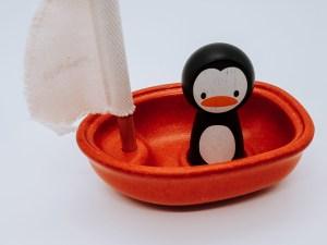 Veleiro pinguin