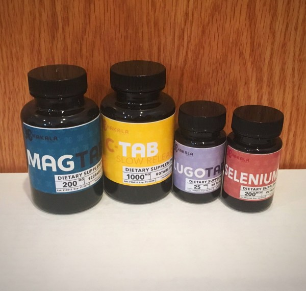 Iodine Supplementing Kit - 25 mgs 90 Tab