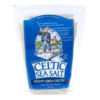 Celtic Sea Salt Light Grey Course Ground 1/2 lb
