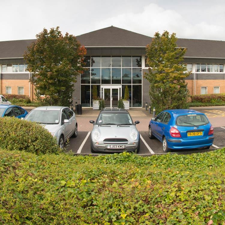 Enterpise House Leased Office Suites and Space | STEP