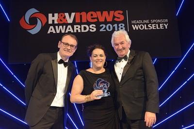 SHEPHERD FILTERS UK WINS TOP BUSINESS AWARD