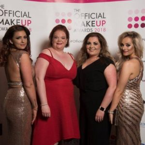 Zoo Team at the Make Up Awards