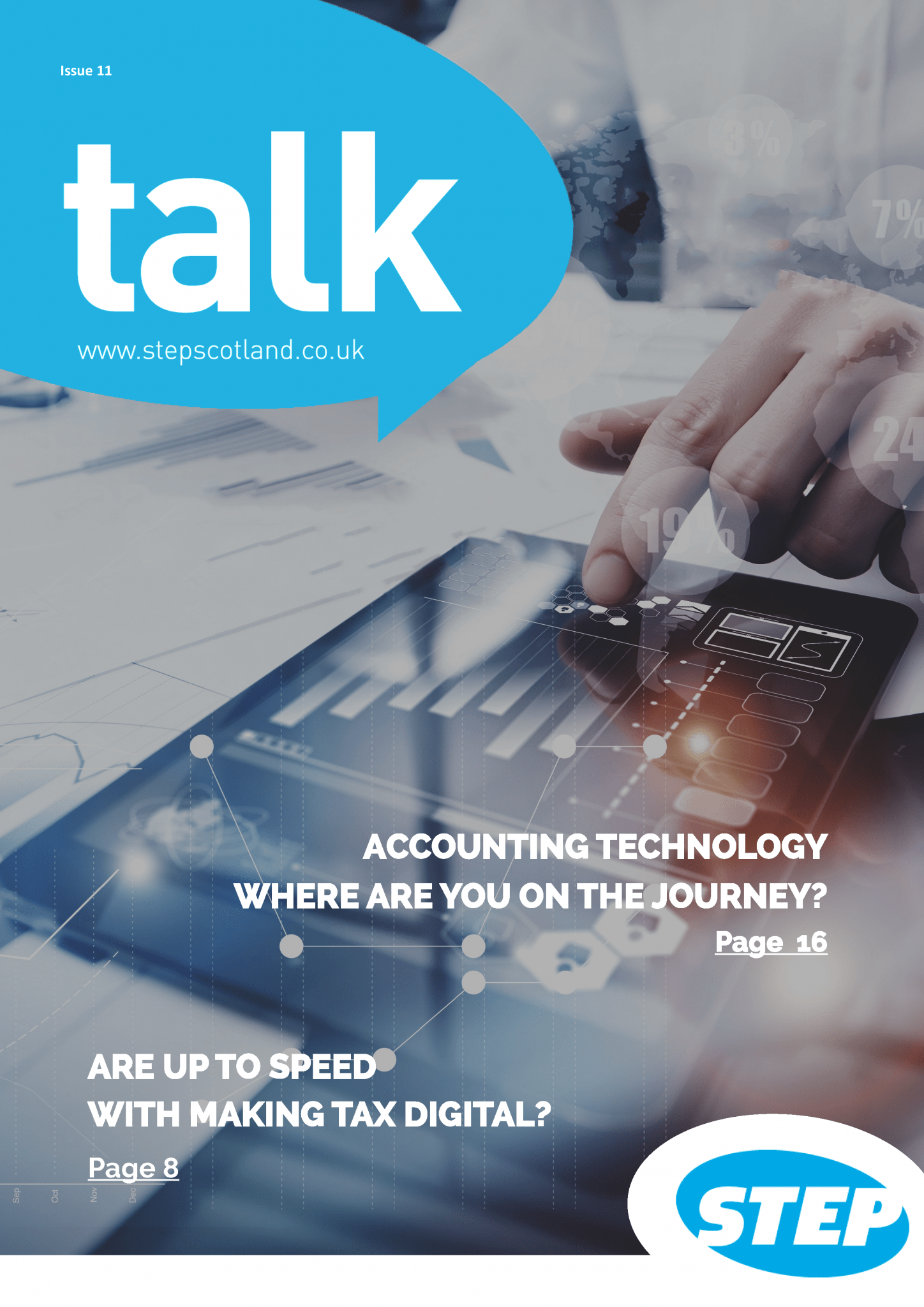 Issue 11 TALK Business Support Magazine