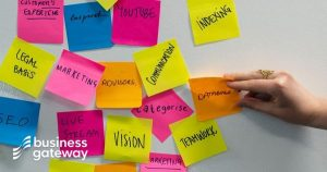 Business Gateway Stirling Workshops 1-2-1 Advice and More