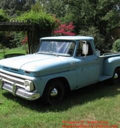1965 c10 stepside truck [ 1024 x 768 Pixel ]
