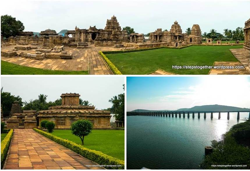Aihole, Pattadakal, and Alamatti