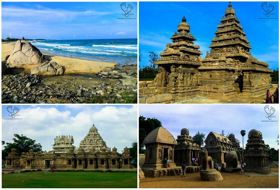 Kanchipuram and Mahablipuram