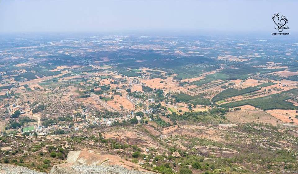 View from Shanthala Point