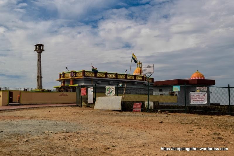 Jain Temple on Hilltop