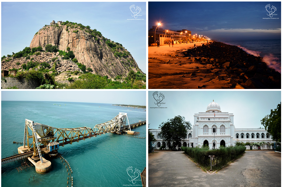 Places Covered in Kanyakumari Trip