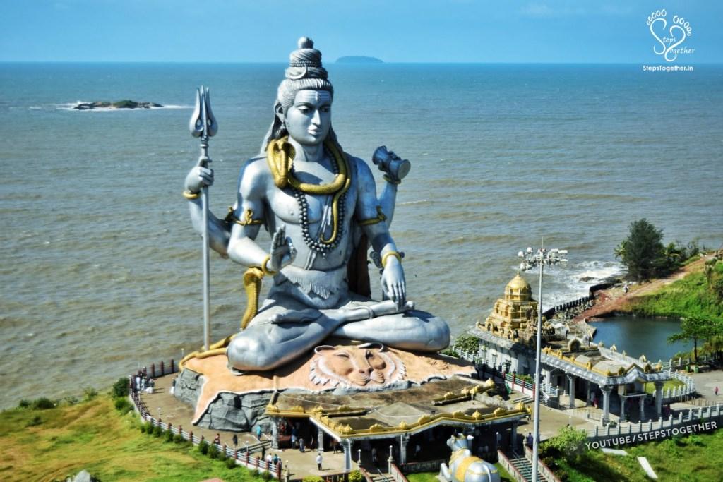 Murdeshwara Shiva statue