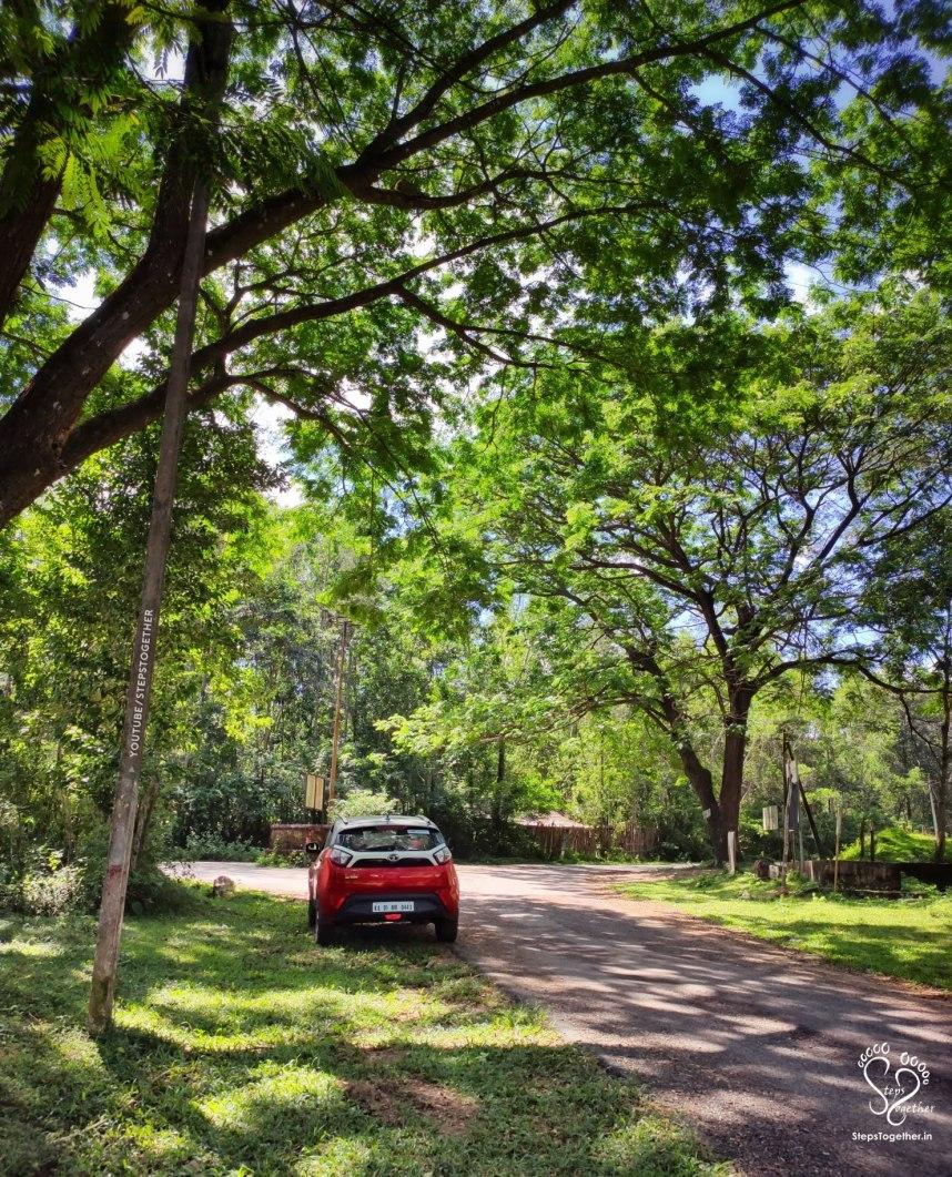 Sonda fort road