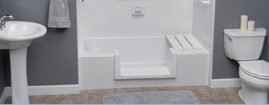Tub Shower Conversion Convert Tub To Shower DIY Tub