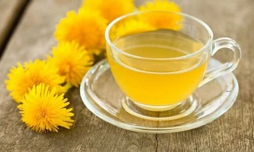 dandelion tea to cleanse your blood